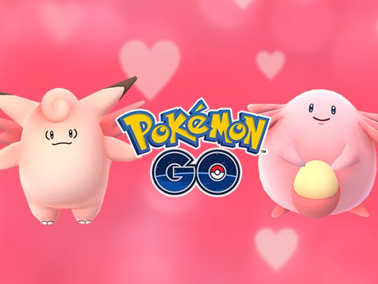 'Pokemon GO' Gets in the Spirit With Valentine's Day Event