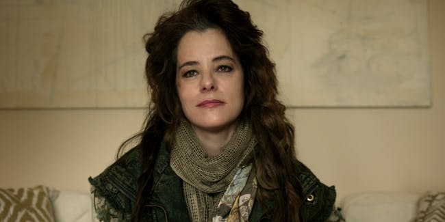 "Parker Posey as ""Dr. Smith"""