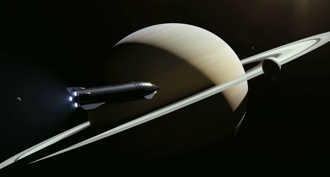 spacexs-starship-on-a-trip-around-saturn