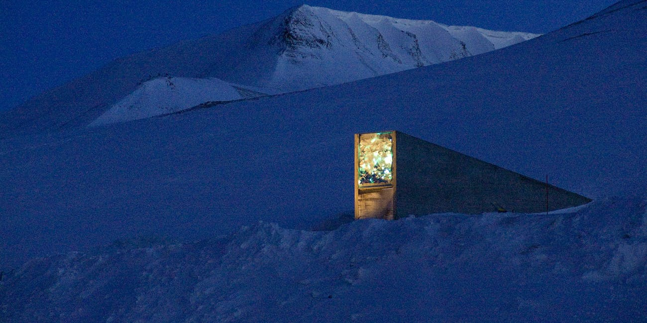 The 'Doomsday' Seed Vault Is Meeting Its Doom Sooner Than Expected