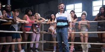 Netflix GLOW Wrestling