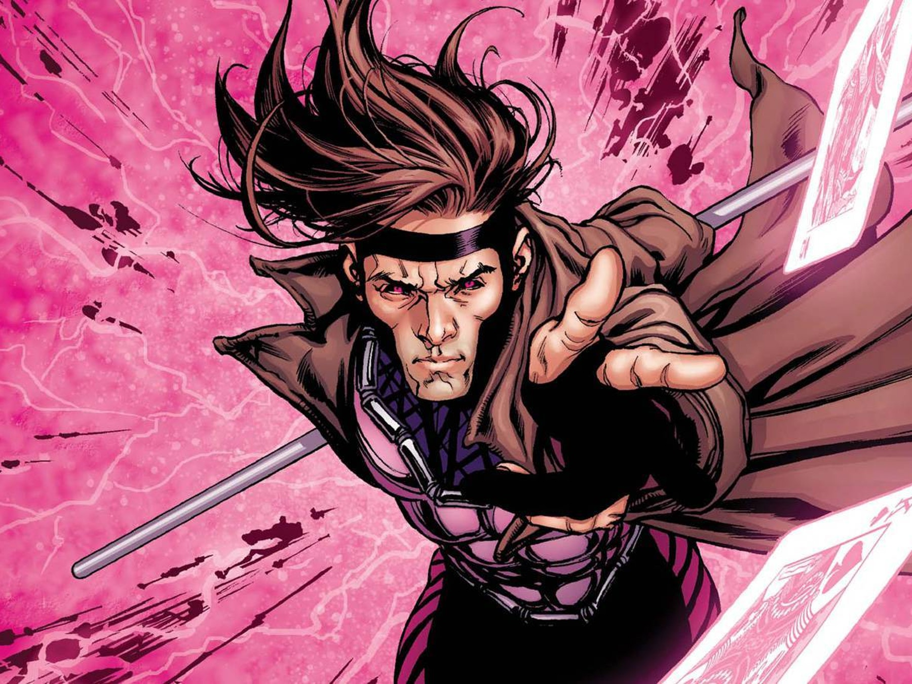 Everything We Know About 'Gambit' Starring Channing Tatum