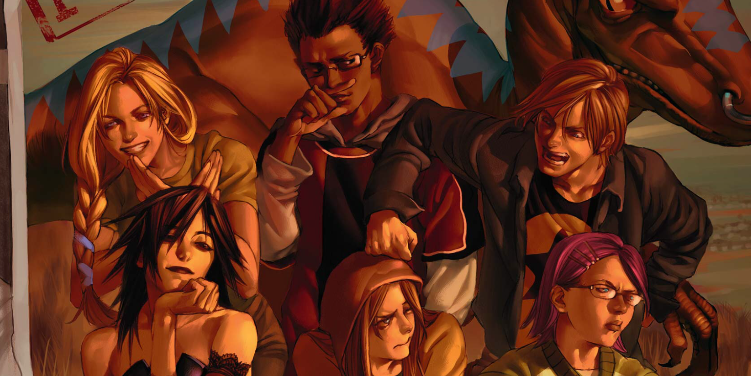 Here's Everything We Know About Hulu's 'Runaways'