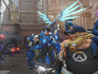 Tips for Mastering New 'Overwatch' Uprising PvE Mode