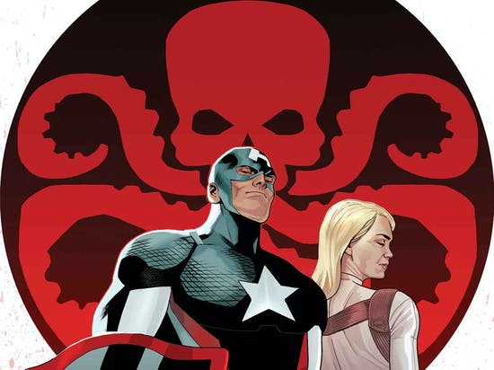 Here's the One Way That Hydra Is Definitely Not Like the Nazis