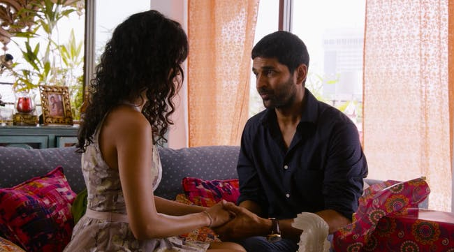 Tina Desai as Kala in 'Sense8'