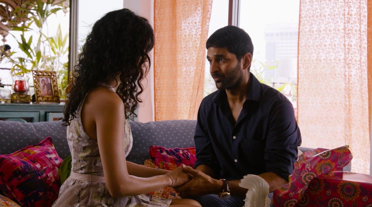 Tina Desai as Kala in 'Sense8'