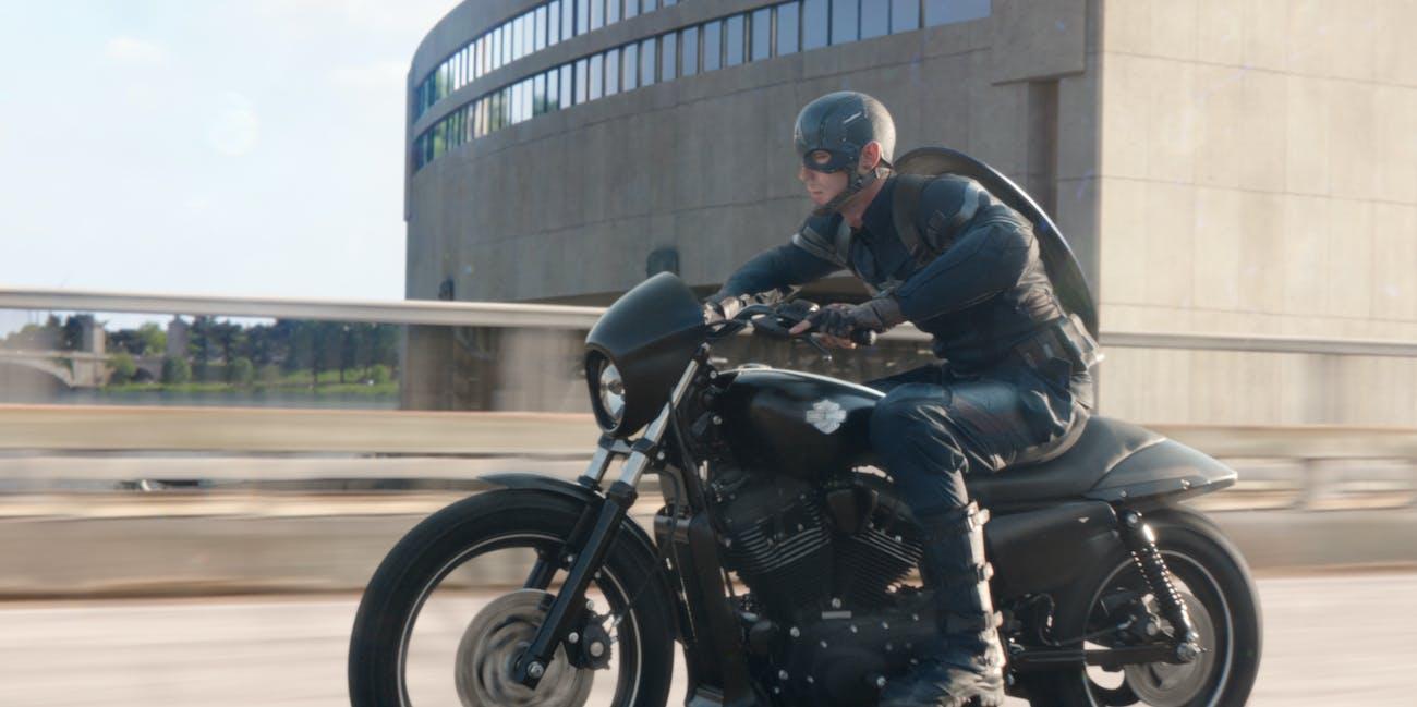 Captain America Winter Soldier Avengers Endgame