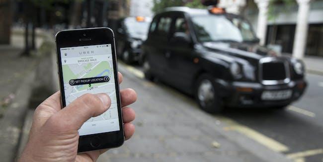 Uber Effect Census Bureau