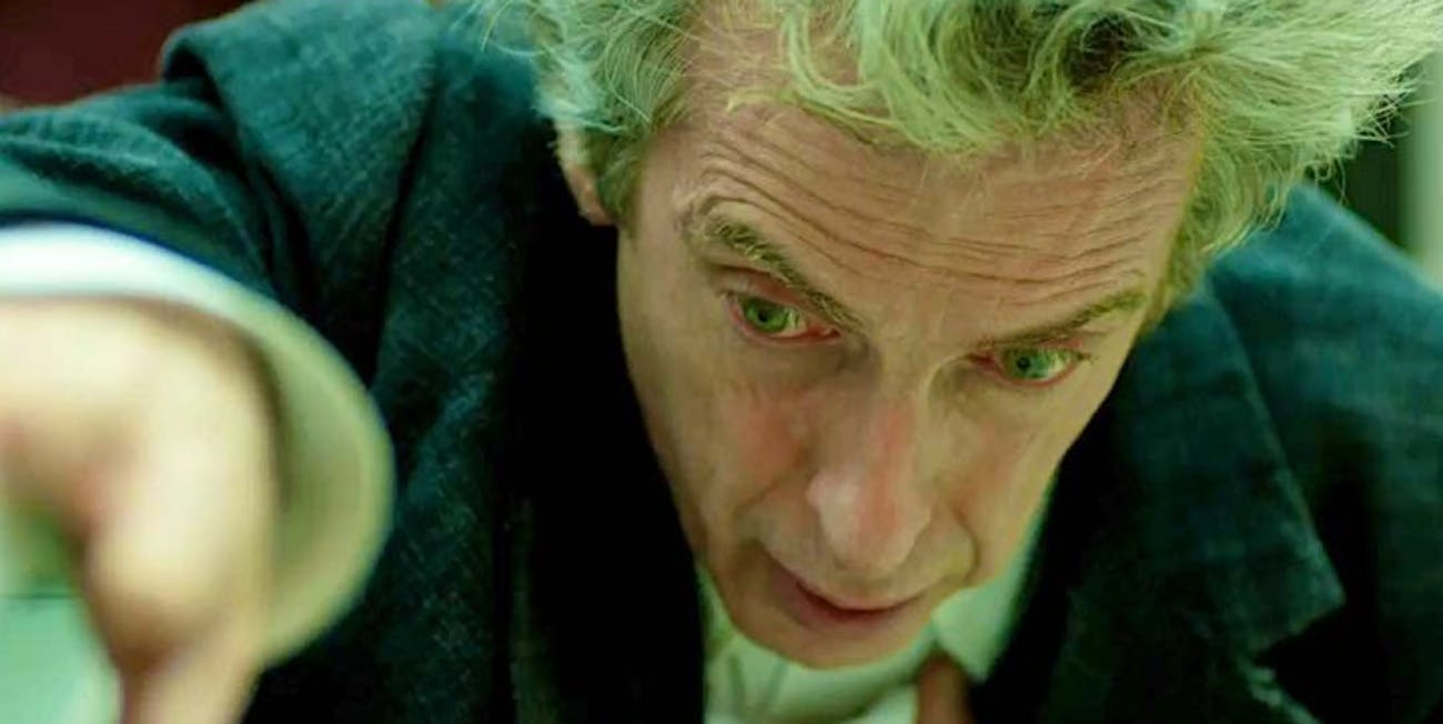 Peter Capaldi will soon make his final bow as the Doctor.