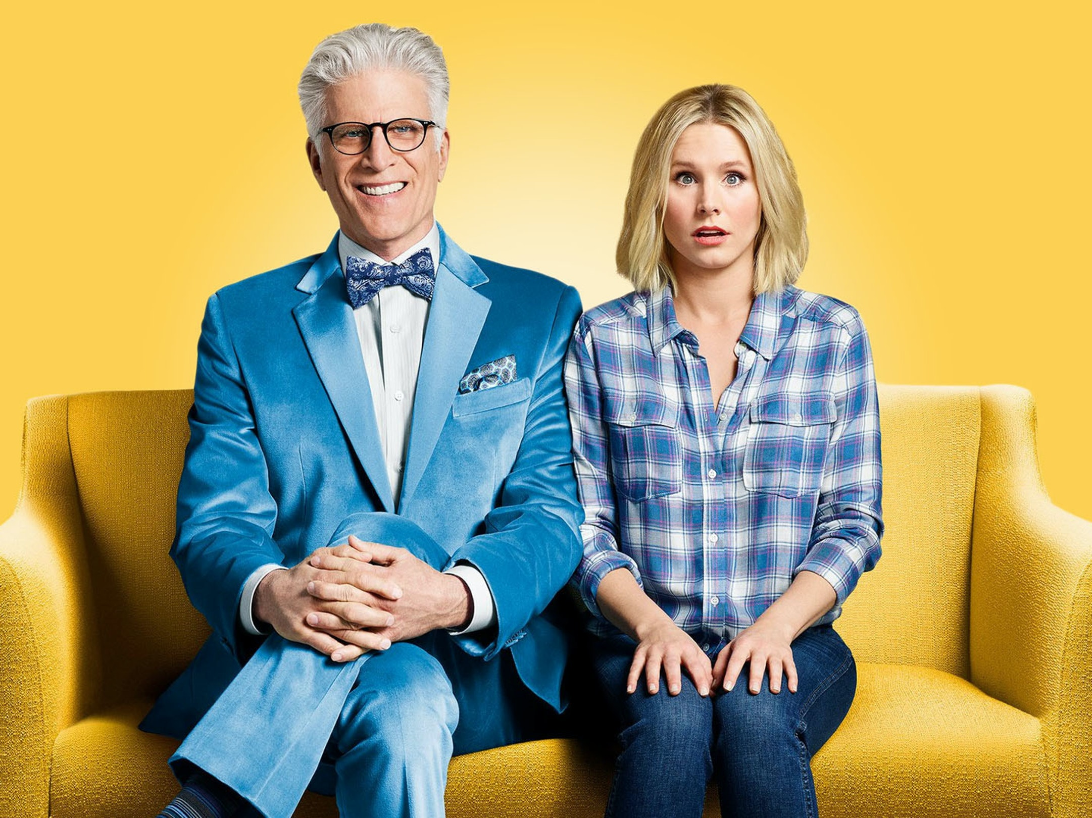 'The Good Place' Is the Season's Most Terrifying Sci-Fi Show