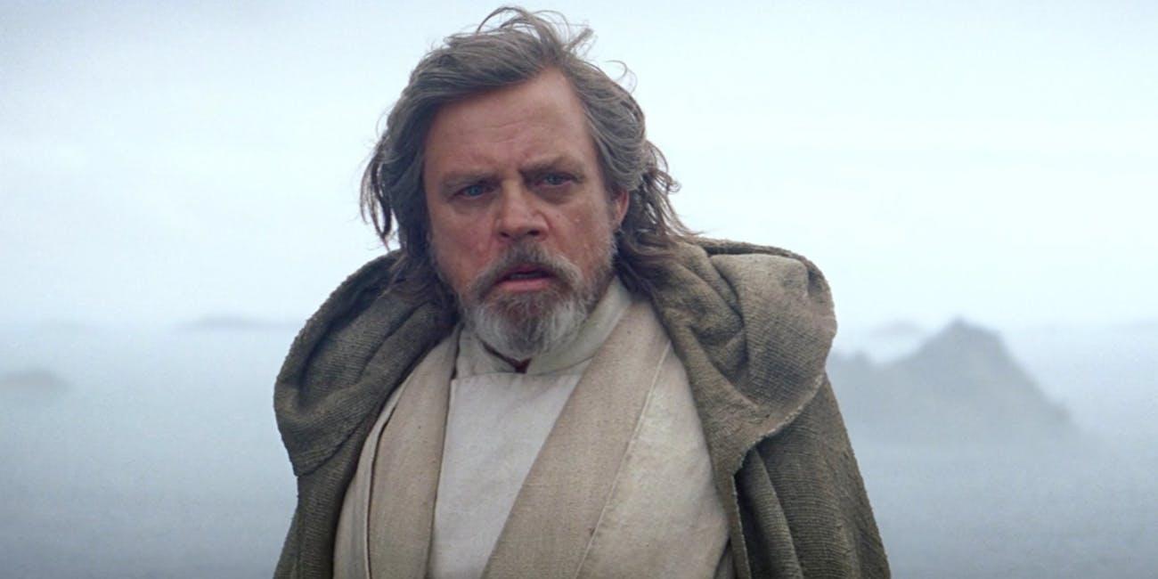 Luke Star wars 9