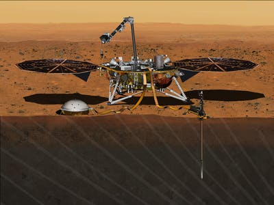 NASA Hopes to Launch InSight Lander to Mars on May 5, 2018