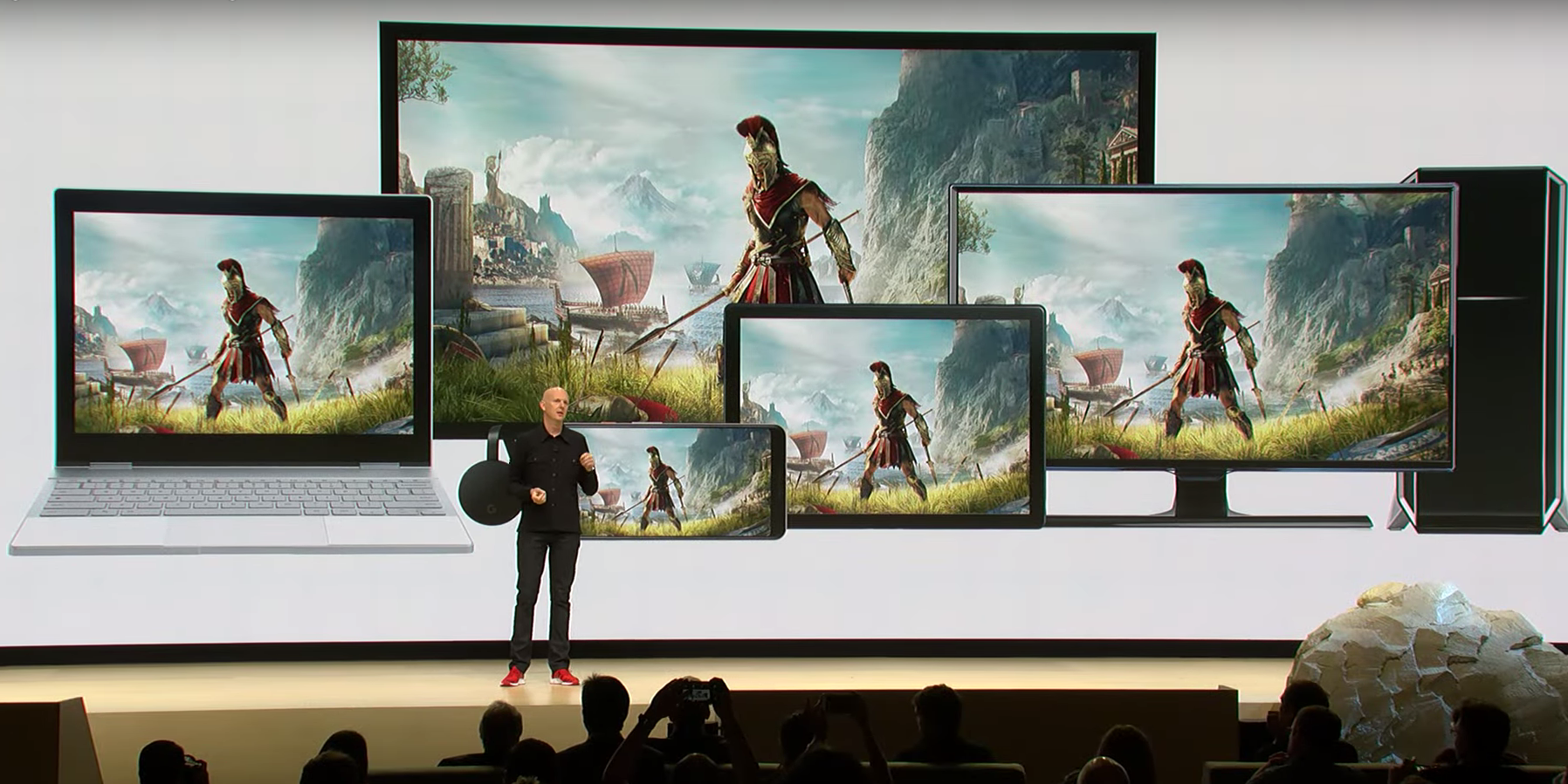 Google Stadia: Early Signs Point to an Absolutely Stacked Roster of Games