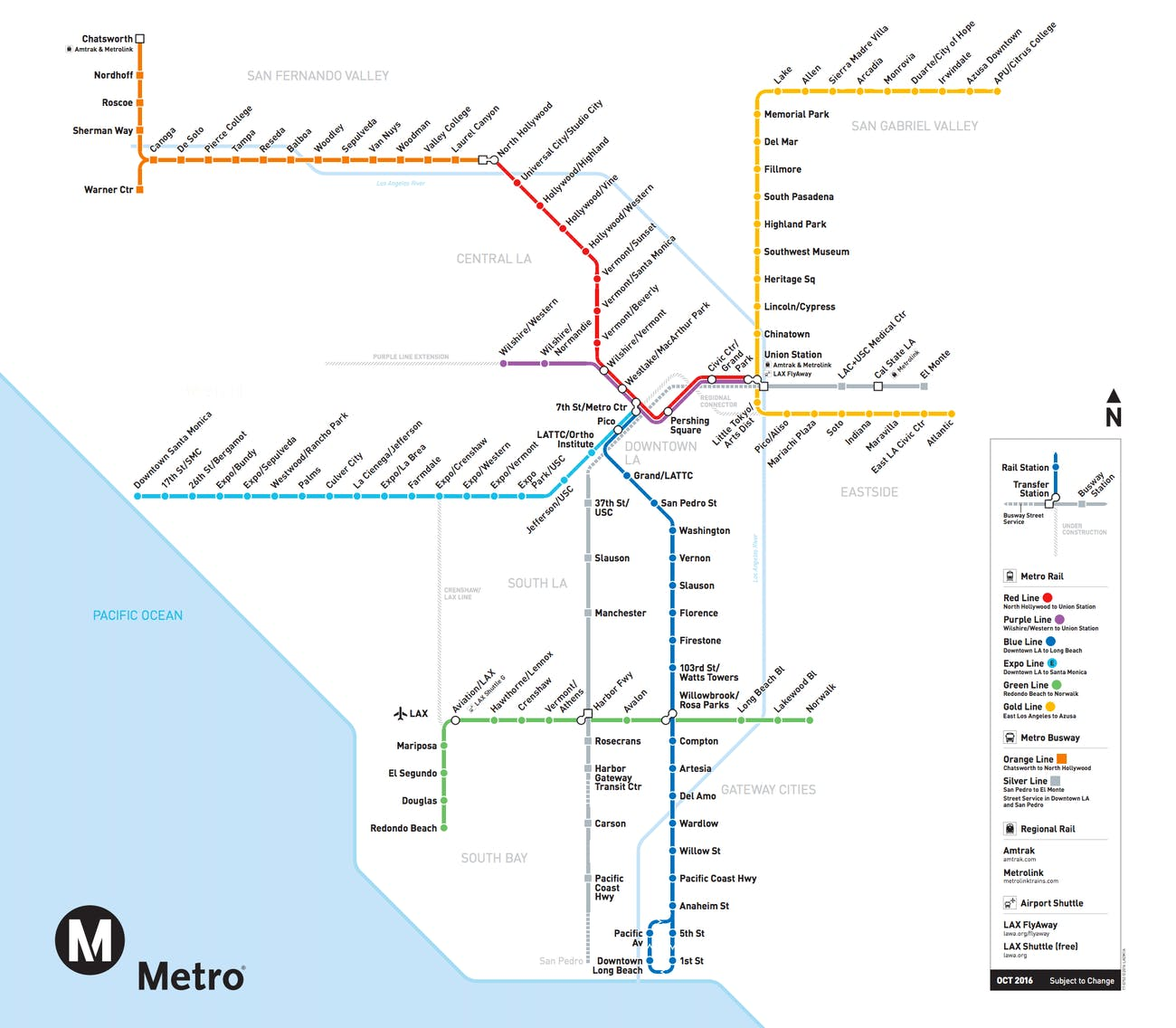 The 2024 Olympics Might Make L A 's Futuristic Metro Map