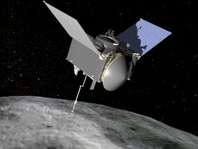 How NASA Plans to Capture Life From an Asteroid
