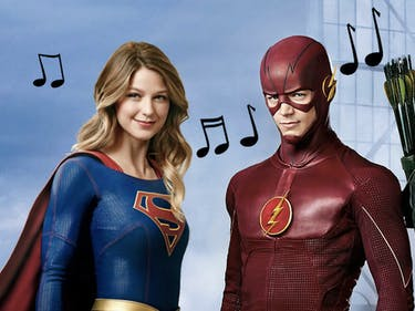 We Know a Little More About the Supergirl and Flash Musical