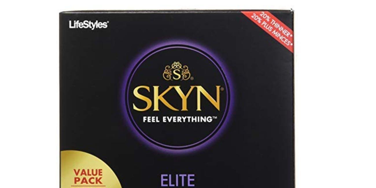 LifeStyles SKYN Elite Condoms, 36 Pack