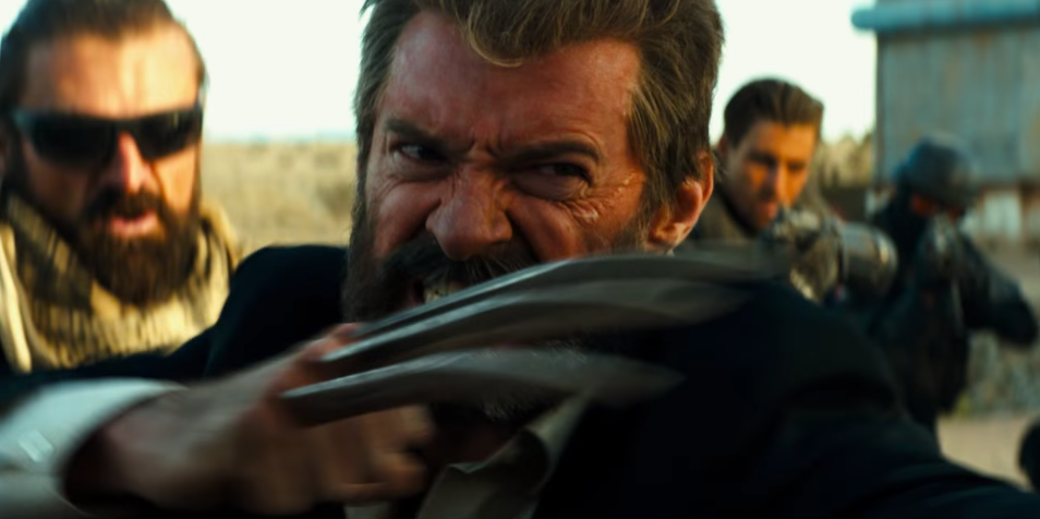 Still from the trailer in 'Logan'.