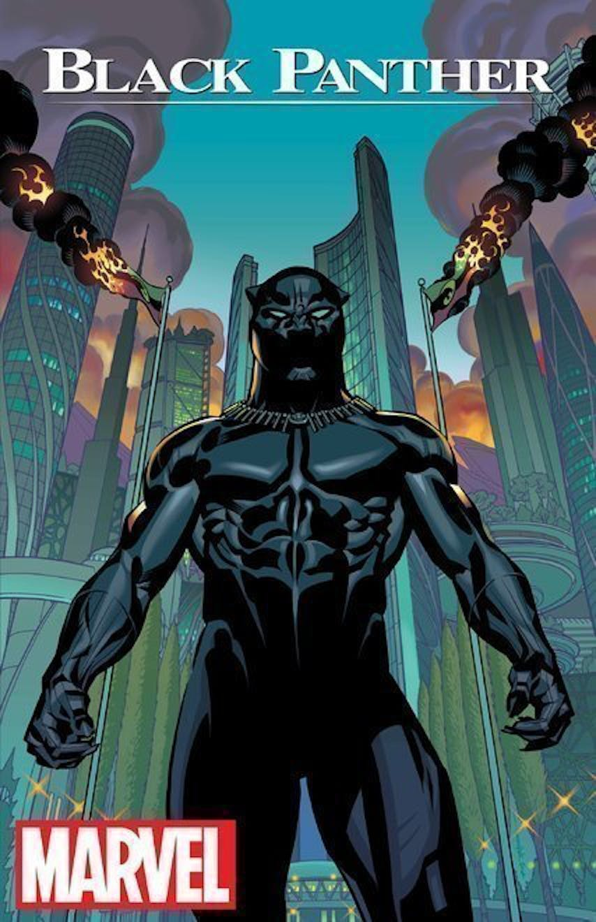 Ta-Nehisi Coates Writing Marvel's New 'Black Panther' Comic | Inverse