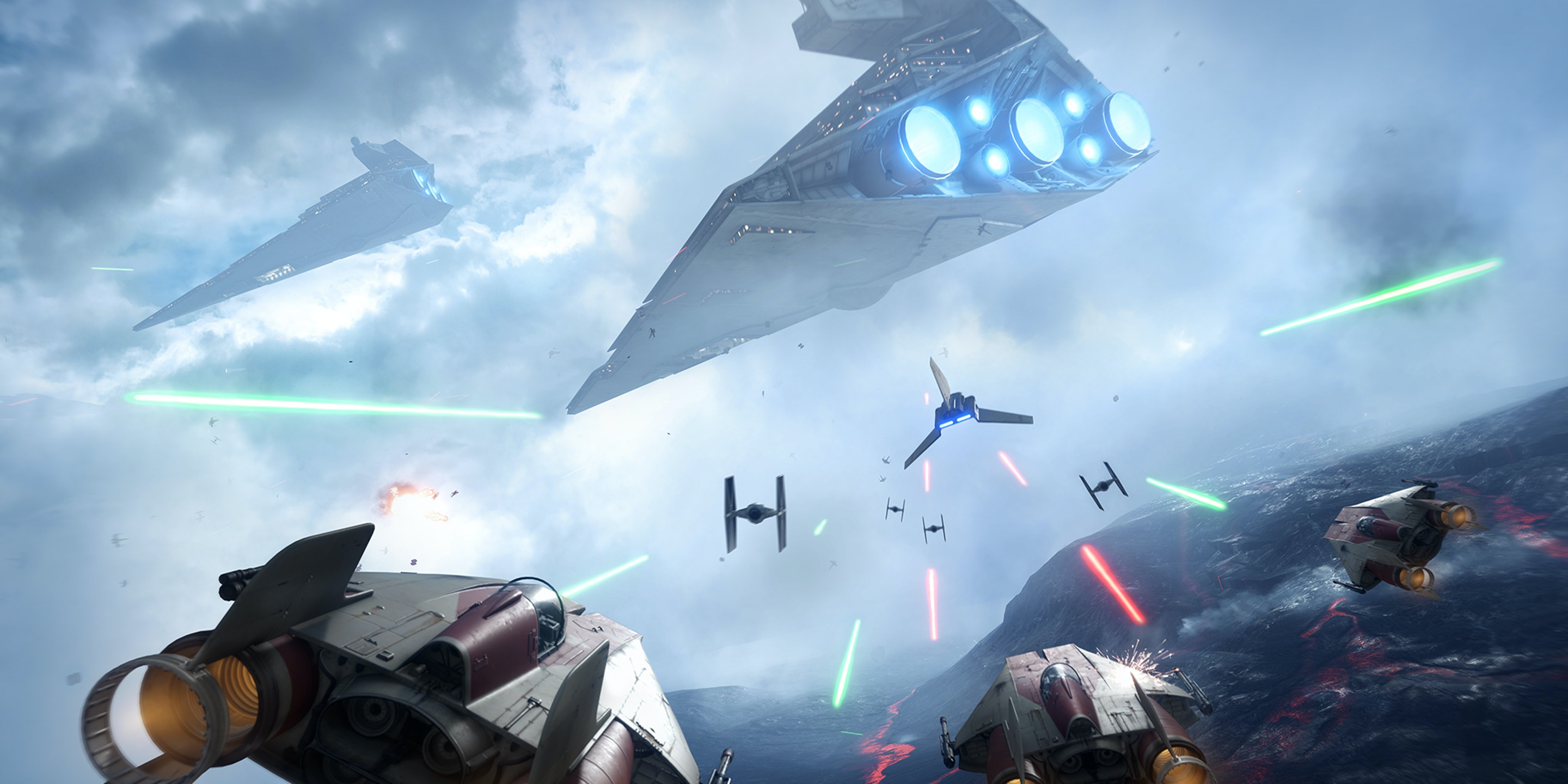 What We'd Like to See in 'Star Wars Battlefront's DLC