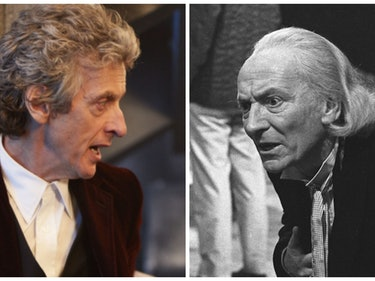 1st Doctor Rumored to Team Up With Capaldi on 'Doctor Who'