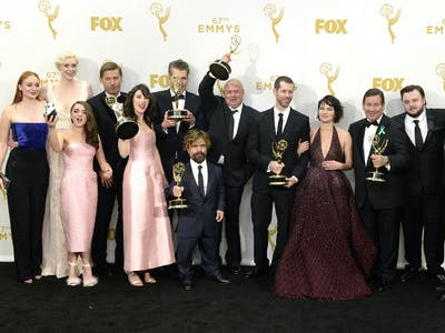 'Game of Thrones' Breaks Emmy Record With 12 Statues