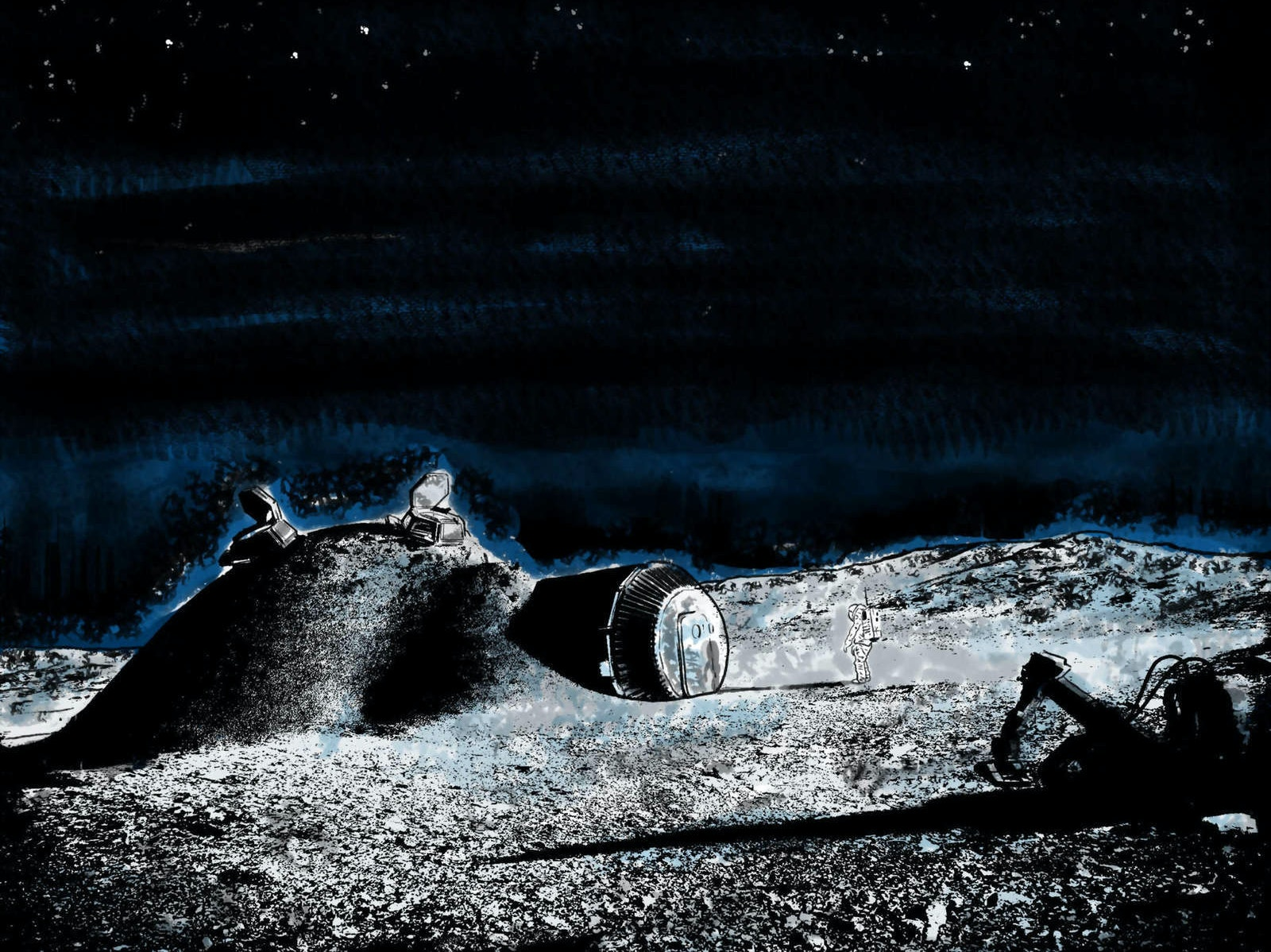 """Luxembourg's New Space Mining Law Is Basically """"Finders, Keepers"""""""