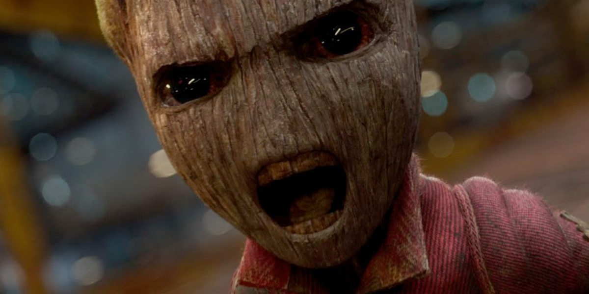 Almost Everyone Loves Teen Groot From Guardians Of The