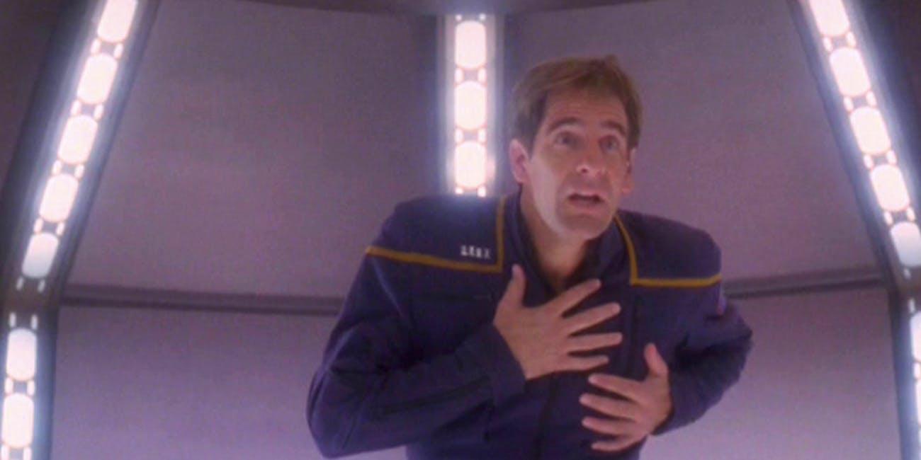 Captain Archer in 'Enterprise'