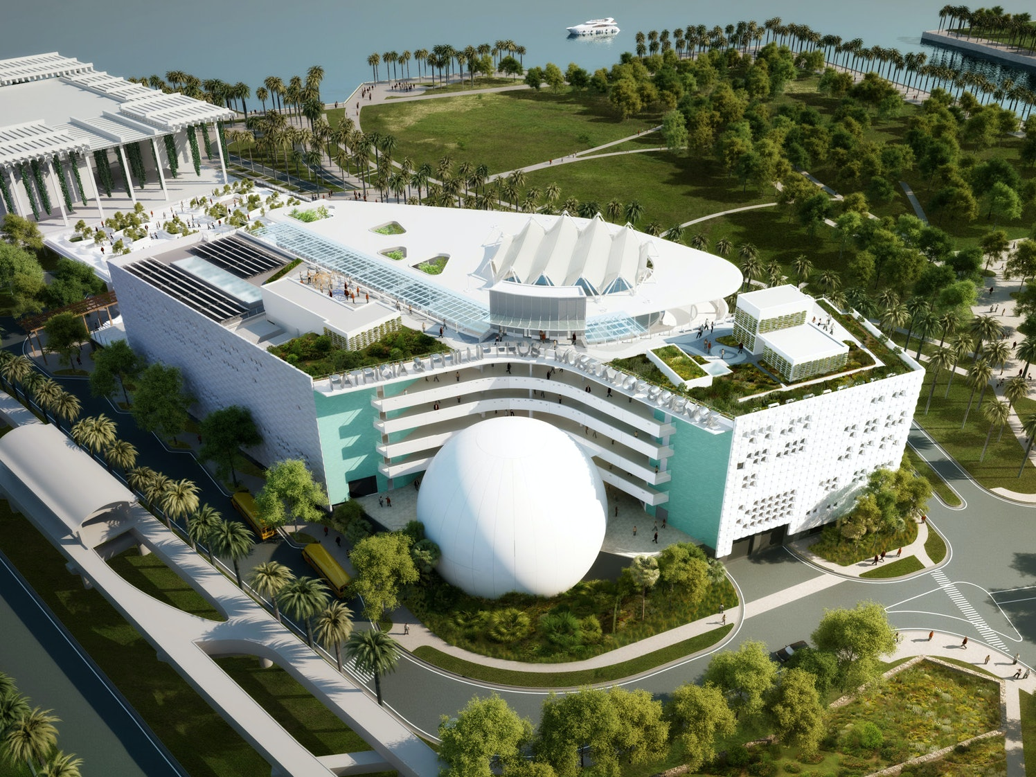 Miami's Doomed Frost Museum of Science Is a Monument to Ignoring Science