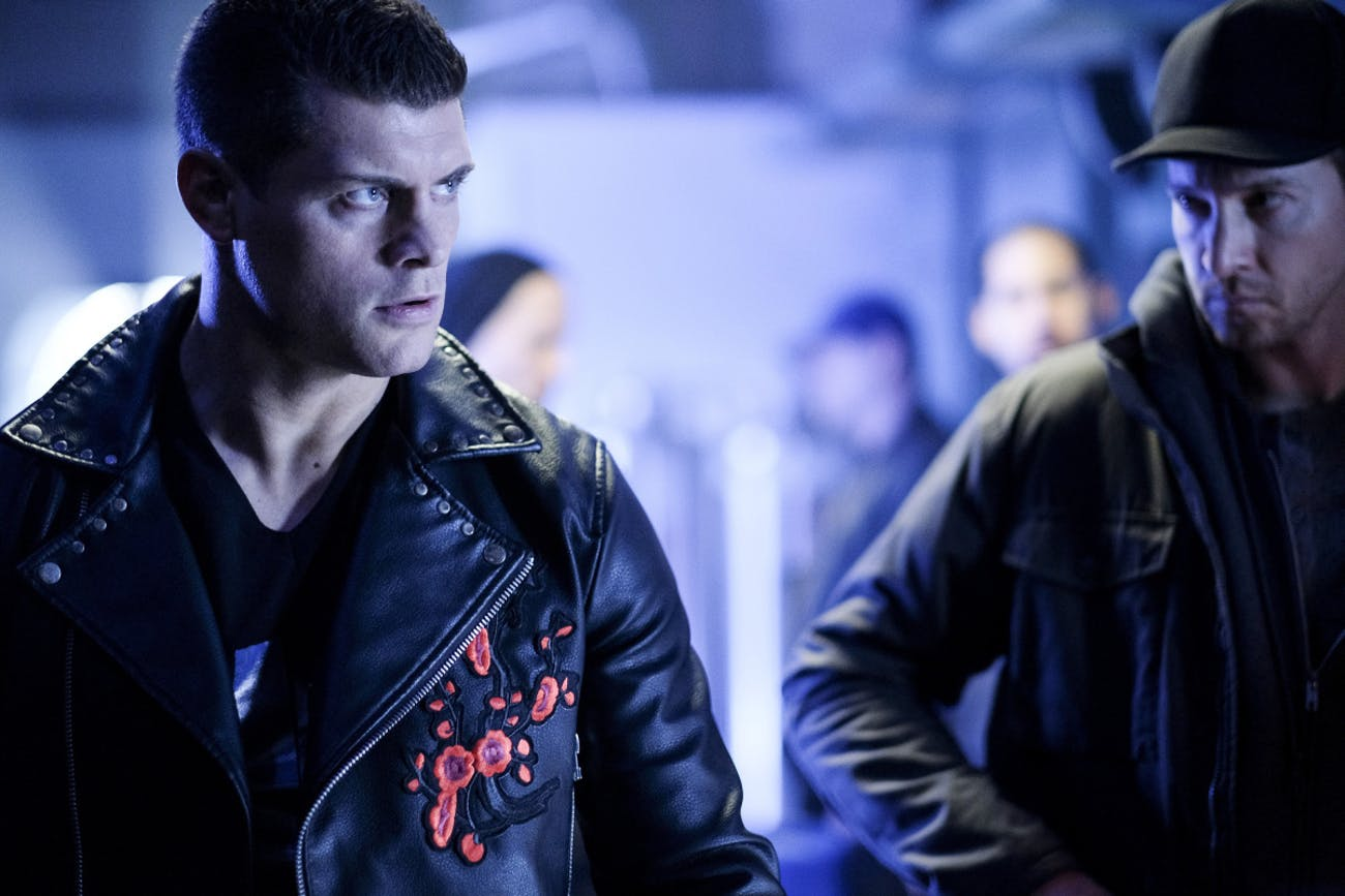 Arrow Cody Rhodes