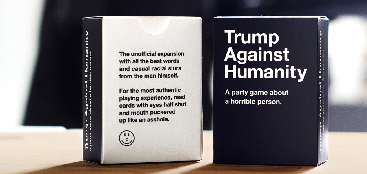 Funny cards against humanity blank cards