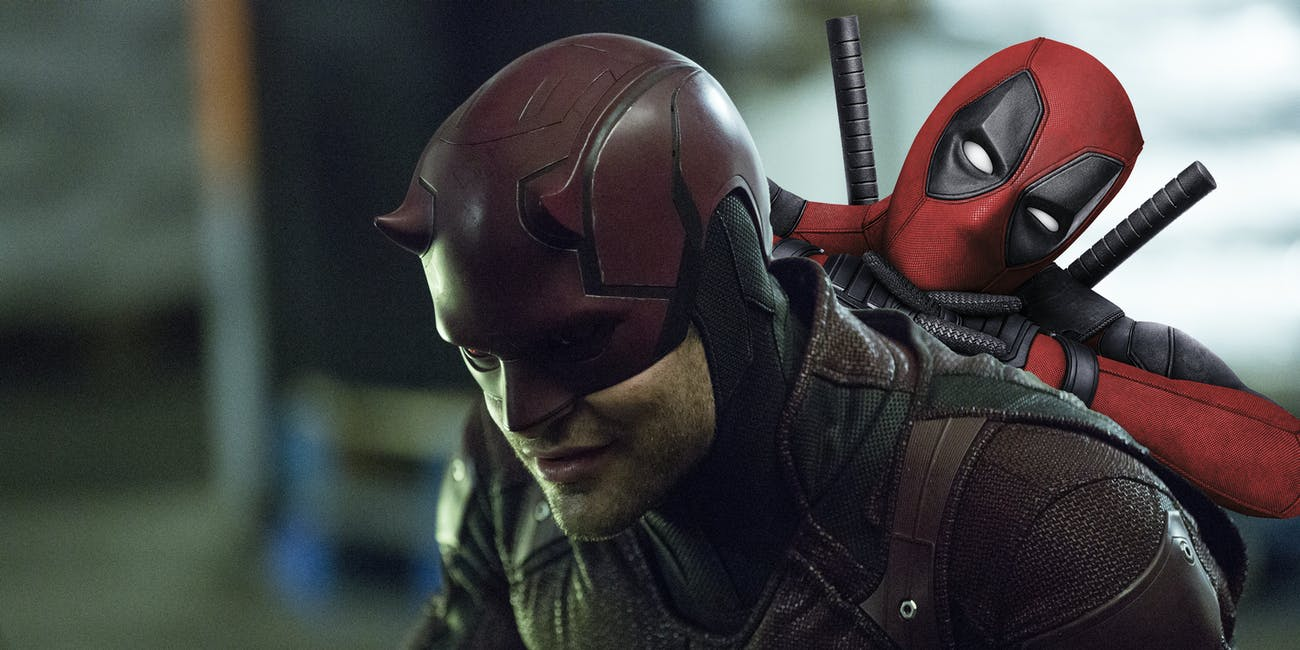 Deadpool Daredevil