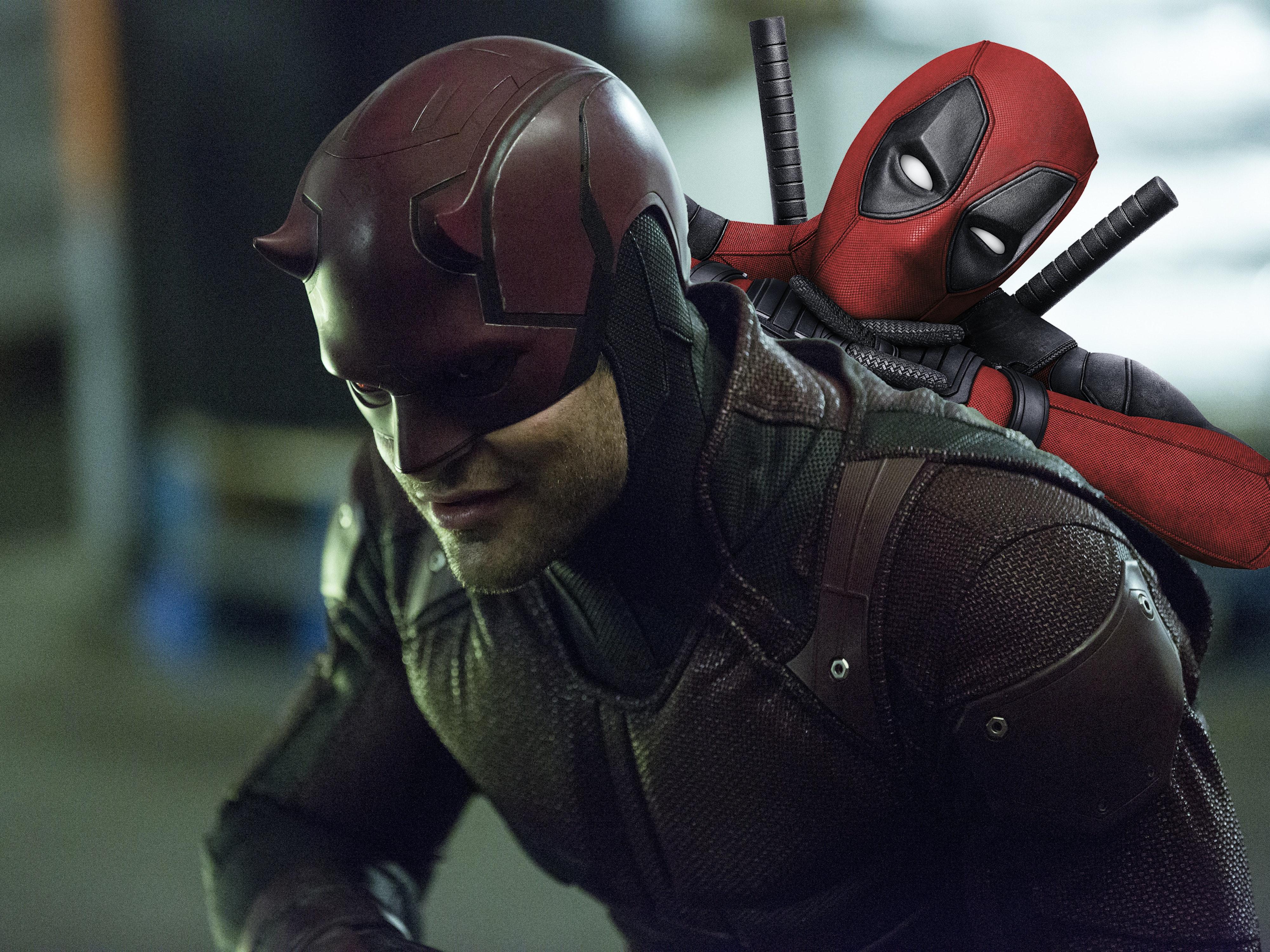 'Deadpool 2' Invites 'Daredevil' Writer to Punch Up Script