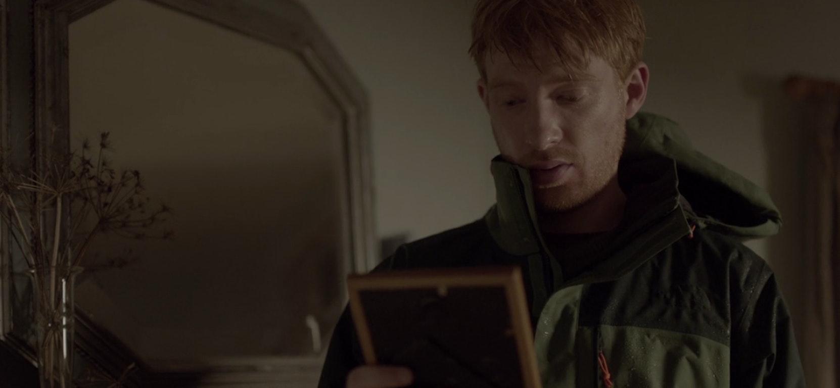 Domhnall Gleeson in 'Black Mirror'