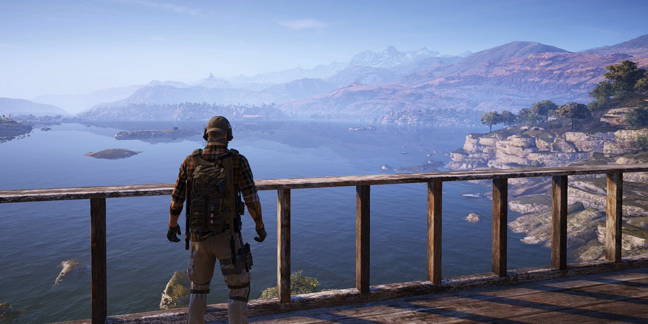 'Ghost Recon Wildlands' 'Nacro Road' DLC boat escort