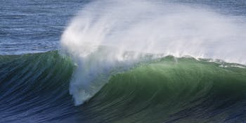 Not a tsunami
