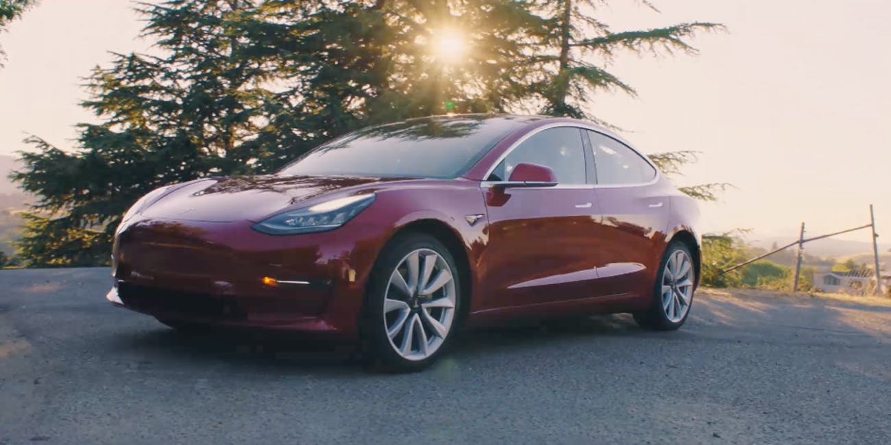 Elon Musk Confirms Tesla Will Take 2 Colors Off Menu To Simplify Production