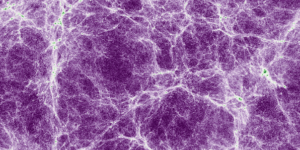 Scientists Learned a Surprising Thing About Dark Matter's Shape