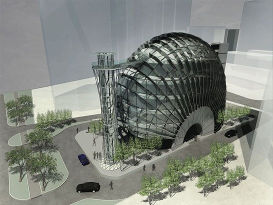 8 futuristic buildings that evoke their purpose inverse
