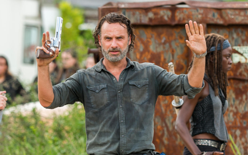 3 rick from the walking dead