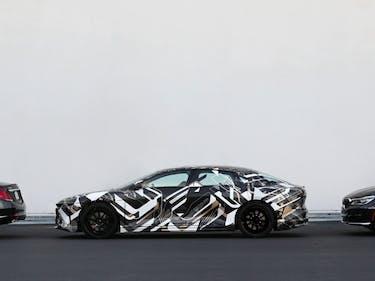 Lucid Motors Unveils Its Top-Secret 1000 Horsepower Electric Car