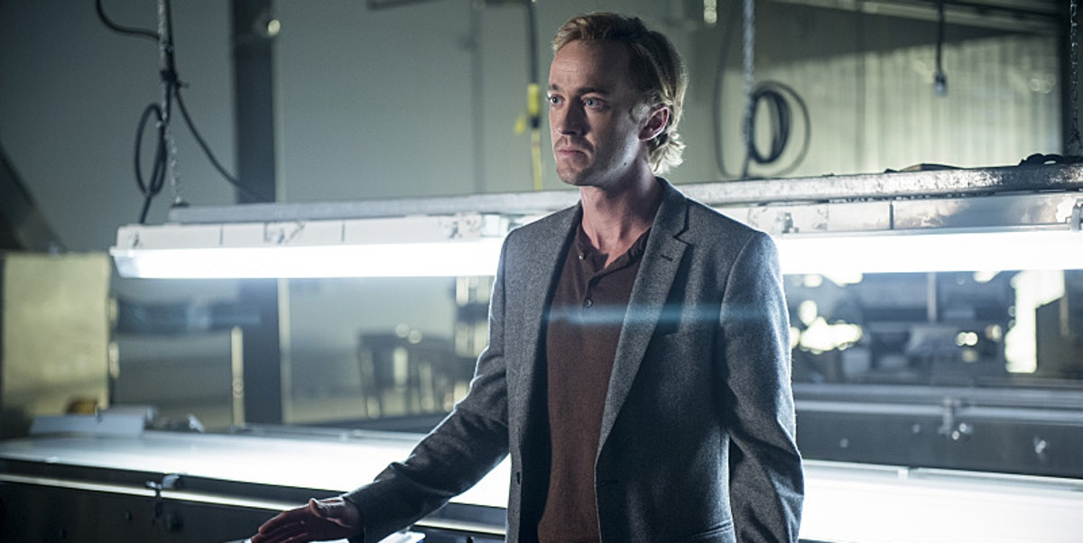 Tom Felton Alchemy The Flash