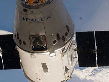 Dragon NASA SpaceX Falon 9