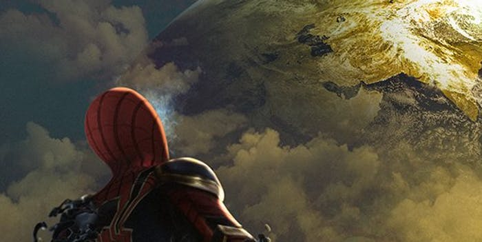 What if 'Spider-Man: Far From Home' introduced the Symbiotes?