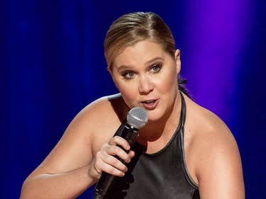 Amy Schumer Imagines a World Dominated by Male Birth Control