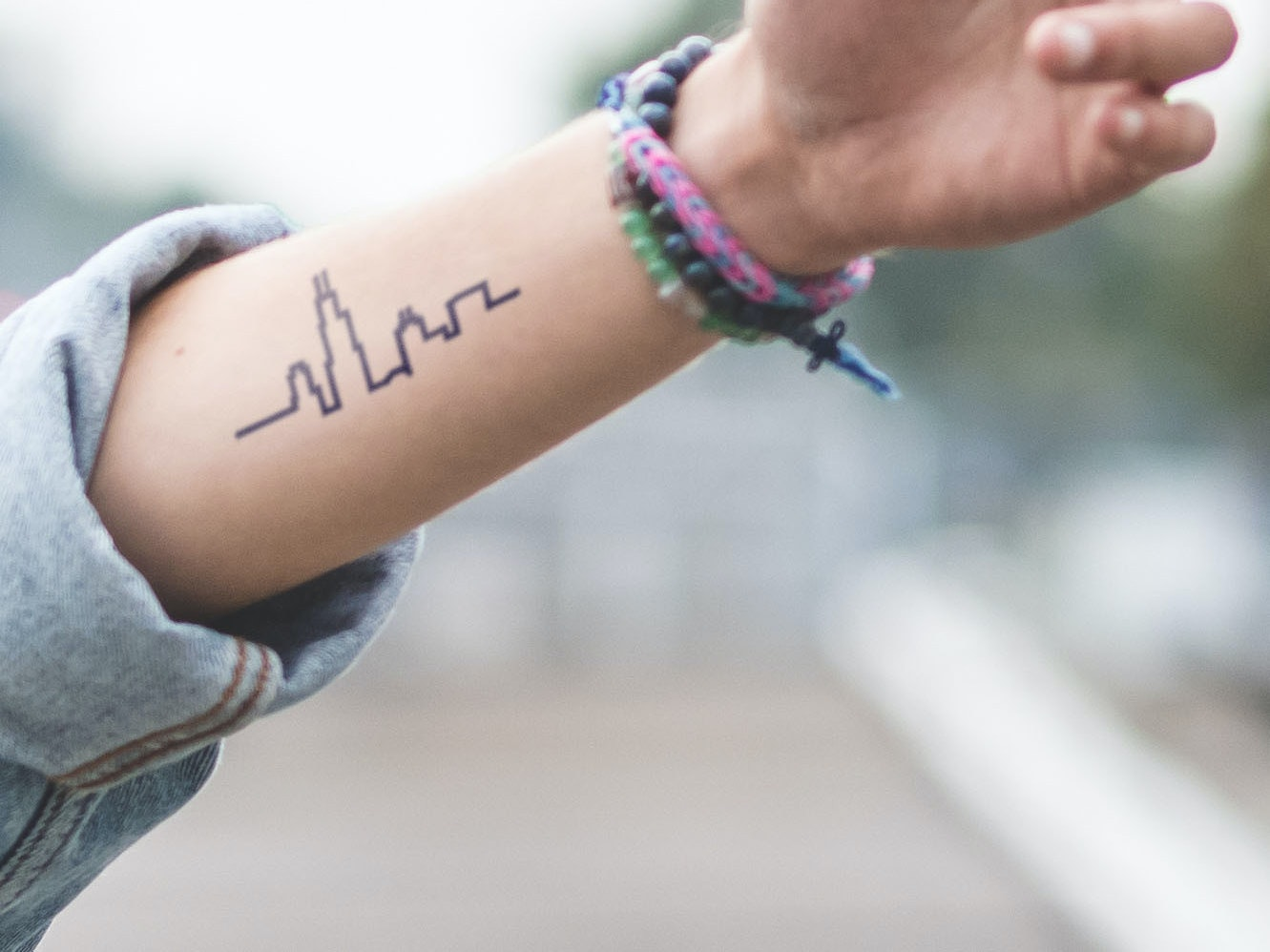 Temporary Tattoos Make a Case for Permanent Ink