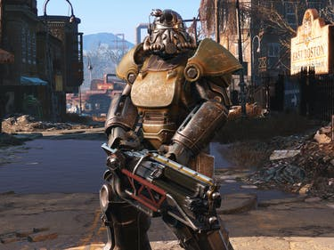 The 'Fallout 4' Launch Trailer Has Arrived