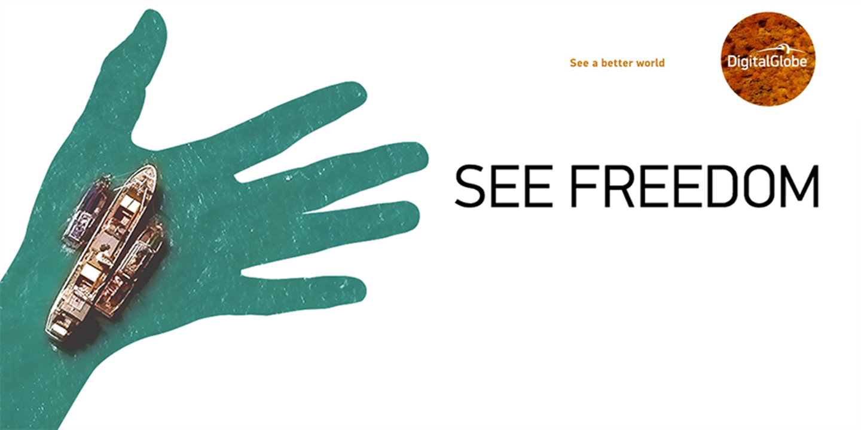 DigitalGlobe wants everyone to see a better world.
